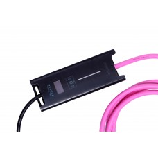 6/8/10/12/16A Zencar EVSE magentaszínű állítható otthoni töltő (Type1)